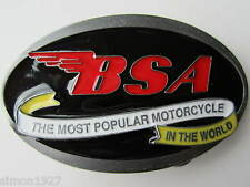 BSA motor cycle Boucle de ceinture Golden Flash 650 TWIN CLASSIC BIKE