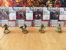 Zombicide: Green Horde: Cassius, Jeanne, Rocco, & Thomas Kickstarter Survivors