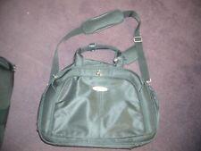 Samsonite cabin travel bag 45x32x16cm 3 outer zip pocket with shoulder strap