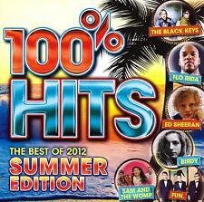 100% Hits Best Of 2012: Summer Edition-Flo Rida-Ed Sheeran-Green Day-Birdy