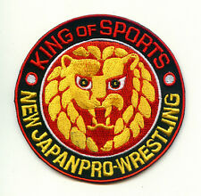 🔥NJPW NEW JAPAN PRO WRESTLING Iron-on PATCH-Kenny Omega/Bullet Club/Young Bucks