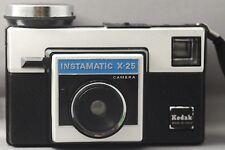 KODAK INSTAMATIC X-25 Vintage 126 Film Camera  Made in USA Very Clean