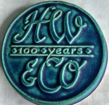 Pewabic Tile For 100 Year Anniversary