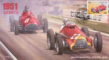 1951 Spanish Fangio ALFA ROMEO 159 FERRARI 375 F1 Cover