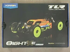 Team Losi Racing 1/8 8IGHT-XE Elite Electric Buggy Kit TLR04011 Brand New!!