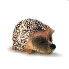 Hedgehog Plush Soft Toy, 17cm, by Living Nature