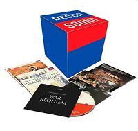 THE DECCA SOUND (LTD.EDT.) 50 CD NEU BEETHOVEN/BRAHMS/MAHLER/+