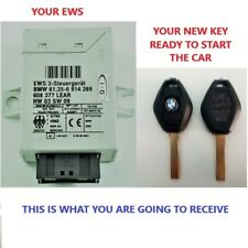 BMW-MINI KEY PROGRAMMING BY EWS IMMOBILIZER BOX MODULE