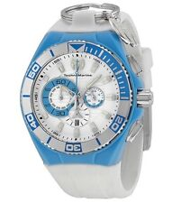 Technomarine Watch * Locker Chrono Magnum in Turquoise 112013 45mm COD PayPal