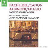 LN= Pachelbel - Canon A- Albinoni - Adagio / Ensemble de Chambre Jean-Francois