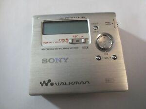 Sony Tragbarer MiniDisc-Recorder Walkman MZ-R909