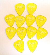 Dunlop Guitar Picks  Gels  Extra Heavy 486PXHY  Guitar Picks  12 Pack