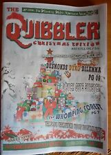 Harry Potter - The Quibbler - Christmas Edition - Original Complete Magazine