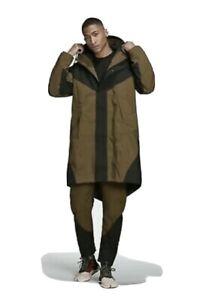 Adidas PT3 Parka Gore-Tex Jacket, Size Medium, Olive/black, NWT, ED5680