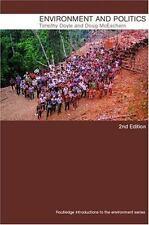 Environment and Politics by Doug McEachern; Timothy Doyle