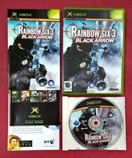 Rainbow Six 3: Black Arrow - XBOX - USADO - MUY BUEN ESTADO