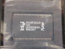 DA28F320J5-120 INTEL NOR Flash, 2Mx16, 56pin, Plastic, SOP intel Flash Memory