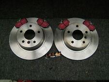 Discovery 2 Rear Brake Discs and EBC Pad Kit DA3314