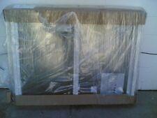 BRAND NEW: Nice PEACHTREE White Heavy-Duty PVC Home SLIDER WINDOW 52x41