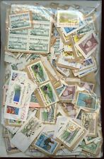 FINLAND 1942-88 COMMEMORATIVES on PAPER VFU 1000 stamps