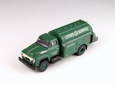 """1954 FORD F-700 FUEL TANKER TRUCK -""""CITIES SERVICE"""" - N SCALE - CMW"""