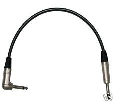 Van Damme Pedal de Efectos para Guitarra Parche Cables Neutrik NP2RX 0.6cm Mono