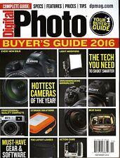Digital Photo Magazine November 2015 Buyer's Guide 2016