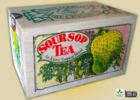 Mlesna Soursop Ceylon Tea **Graviola** 100g | Annona muricata Tea | Soursop Tea