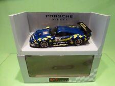 UT MODELS  PORSCHE 911 GT 1 1997 - WALLINDER LISTER - 1:18 - EXCELLENT IN BOX
