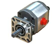 Dlh 4 Gpm Gear Pump 3600 Psi 2x2 Mounting Cw Cb1s F4sa