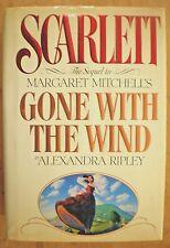 SCARLETT Alexandra Ripley 9th Print Historical Hardcover & Dust Jacket
