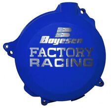 Boyesen embrayage couvercle moteur couvercle CLUTCH COVER yamaha yz 250 02-16/Bleu
