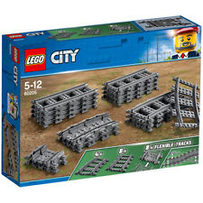 LEGO City Tracks Train Track Expansion Set 20pcs  60205
