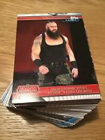 Topps WWE Champions 2019 Full 100 Card Base Set