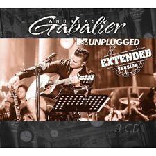 ANDREAS GABALIER - MTV UNPLUGGED-EXTENDED VERSION  3 CD NEU