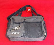 NFL Football Philadelpia Eagles Hanging Travel Organizer Shoulder/Tote Bag