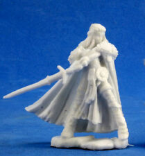 1 x HIGHLAND HEROINE - BONES REAPER figurine miniature rpg d&d guerriere 77389