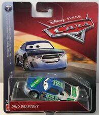 CARS 3 - DINO DRAFTSKY Team CLUTCH AID -  Mattel Disney Pixar