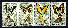JAMAICA - 1975 - Farfalle