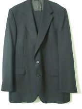 BOTANY 500 FIVE HUNDRED COUTURE PURE WOOL SUIT JACKET 42L - PANTS 40 X 33 1/2