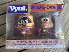 SDCC 2018 EXCLUSIVE FUNKO Yummy Mummy + Fruit Brute Vynl 2-pack OFFICIAL STICKER