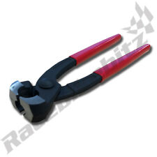 HEAVY DUTY 9 INCH 'O' CLIP TOOL SIDE & END CLOSING PLIERS PINCER EAR CLAMPS