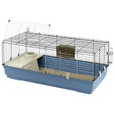 Rabbit 120 Cage Mixed Colours 118x58.5x51.5cm (Pack of 3)
