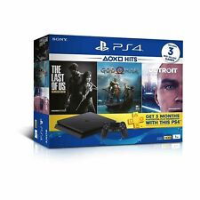 Paypal Sony Playstation 4 PS4 Hits Bundle 1Tb Brand New