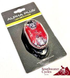 Alpha Plus Light Rear 9 LED Carrier Rack Fit