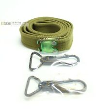 Australian Army Issue Khaki/Green Bren Sling with Hooks