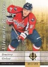 2011-12 Ultimate Collection Hockey #100 Dmitry Orlov RC 091/399 Capitals