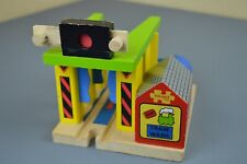 Big Jigs Wooden Train Wash - Thomas the Tank Engine