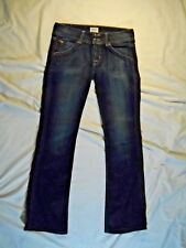 Hudson Women's Signature Petite Bootcut Flap Pocket Denim Jeans Size 29 x31