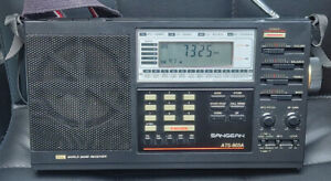 Sangean ATS-803A Multi-Band Radio
